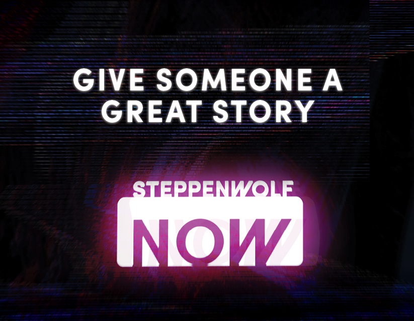 Steppenwolf NOW gifts: This year, give them a damn good story